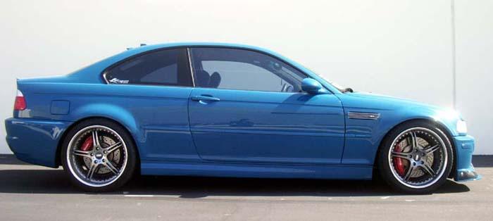 Tein S Tech Springs BMW E46 M3 @ ModBargains.com