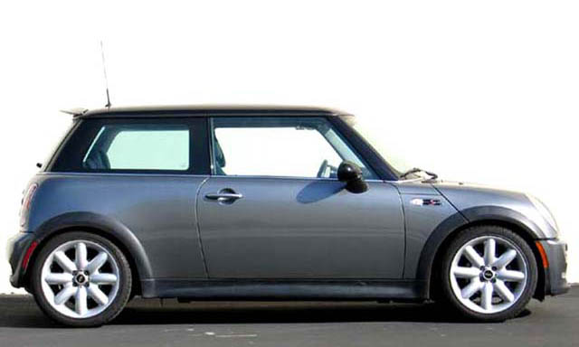 Coilovers for Mini Cooper