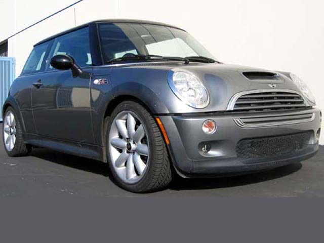 Mini Cooper Suspensions