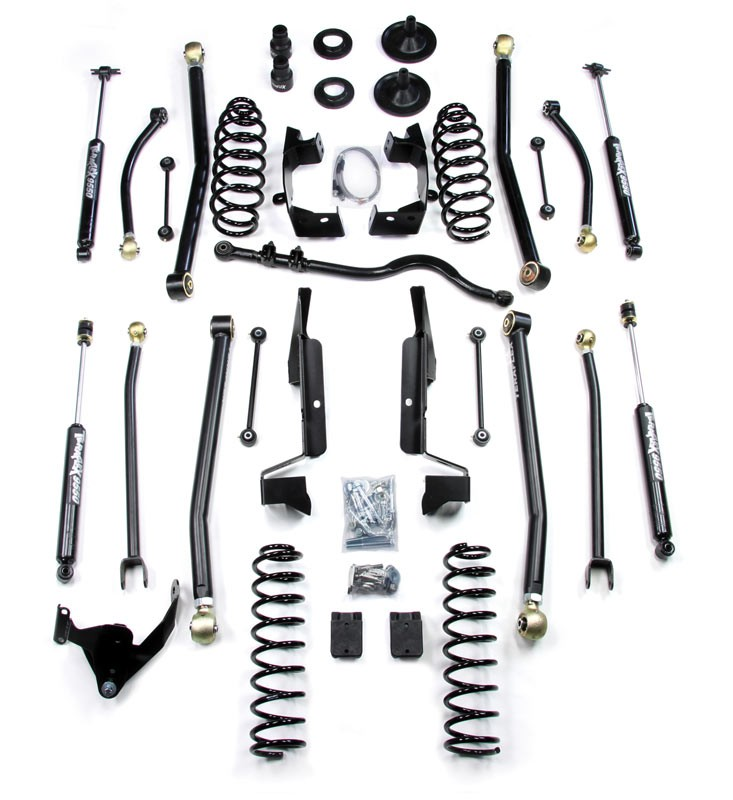 Lift Kit with Shocks