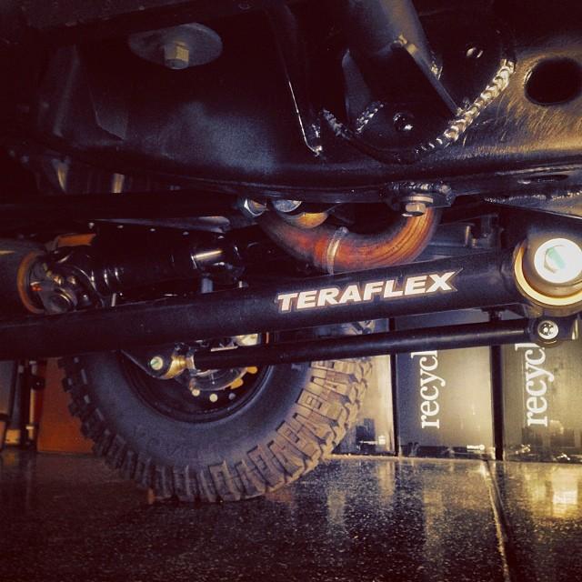 TeraFlex Lift Kits