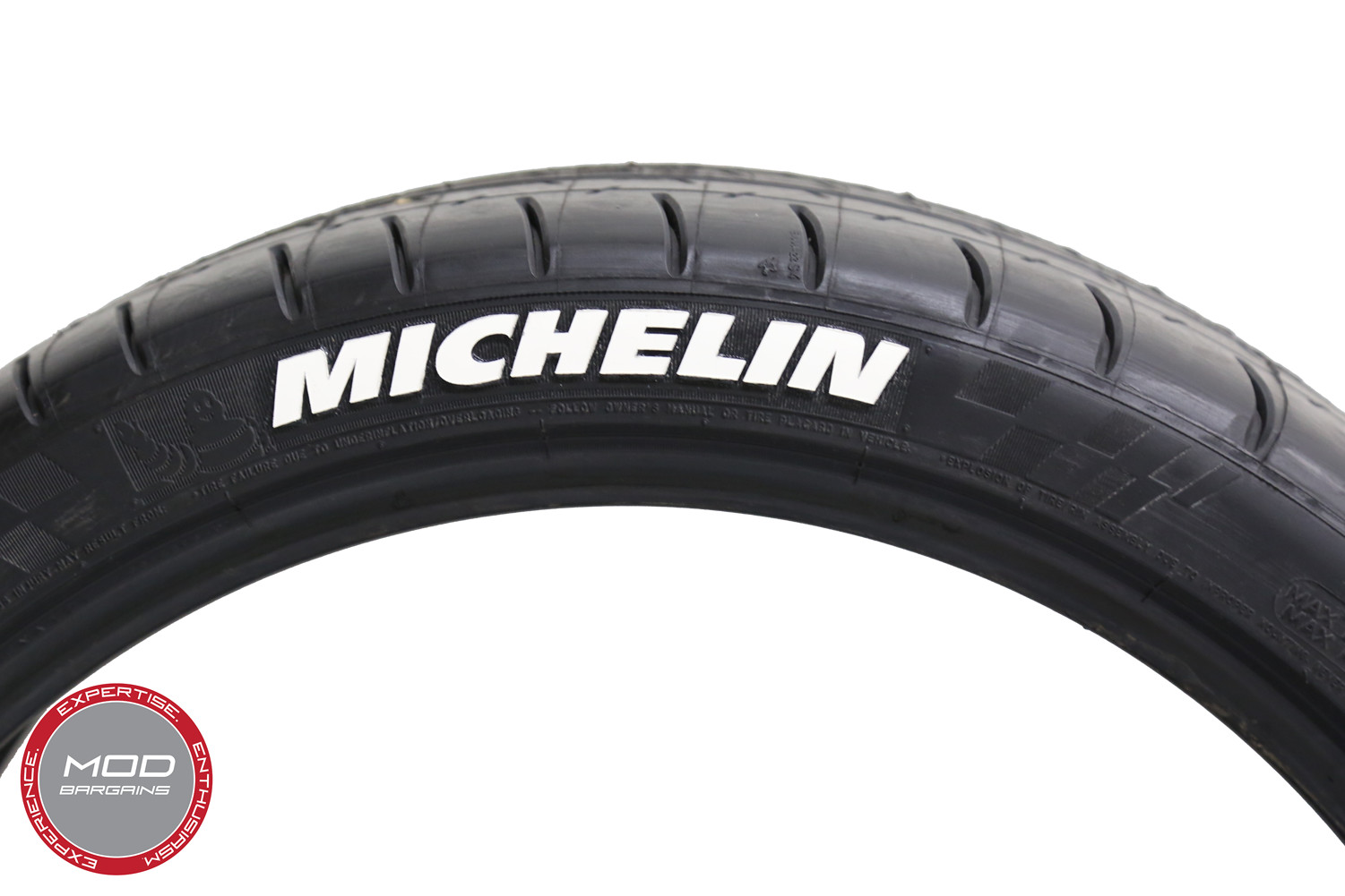 Michelin Tire Stickers