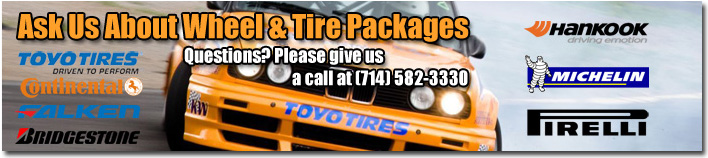 Ask Us About Wheel & Tire Packages