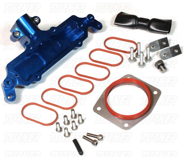 M50 Manifold Conversion Adapter Kit for 1996-99 BMW M52/S52 3-Series + M3  [E36]