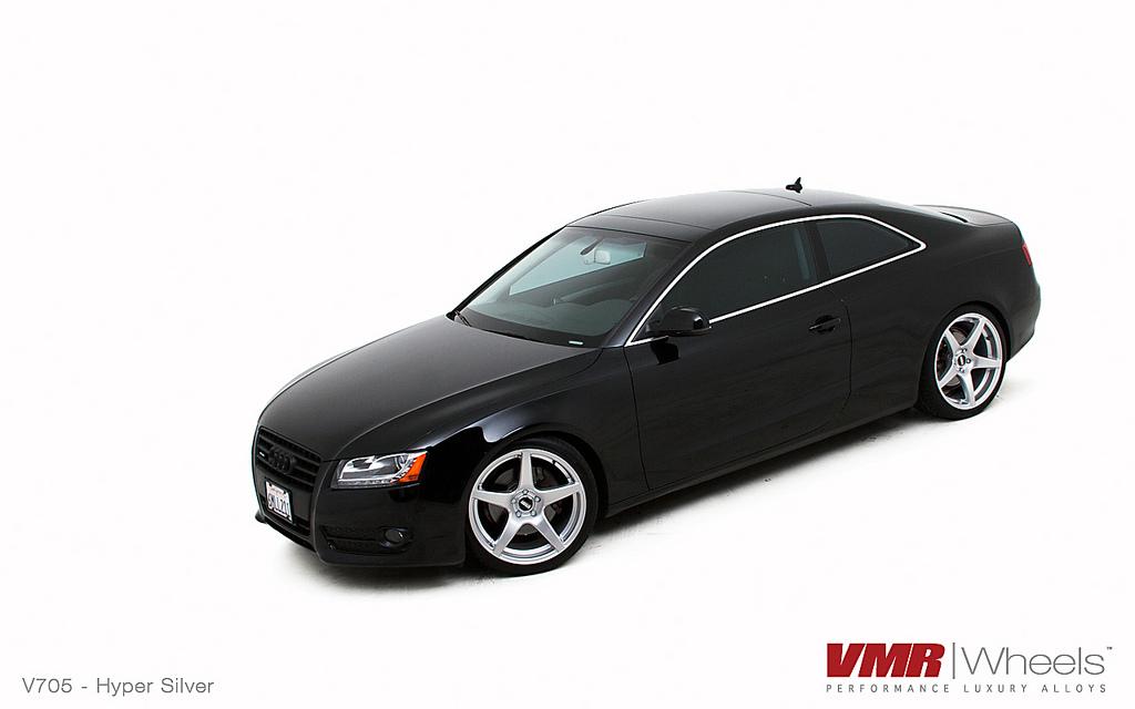 VMR V705 Wheels for Audi A4 S4 VW Golf Rabbit Jetta MK5 ...