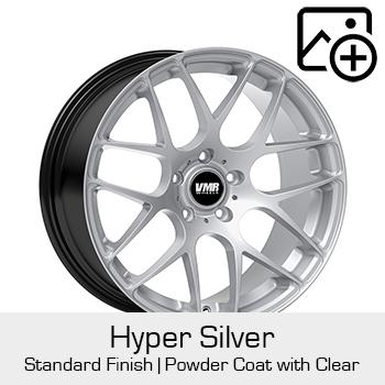 VMR Standard Finish Hyper Silver