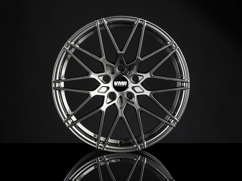 VMR V801 Wheels in Anthracite (2)