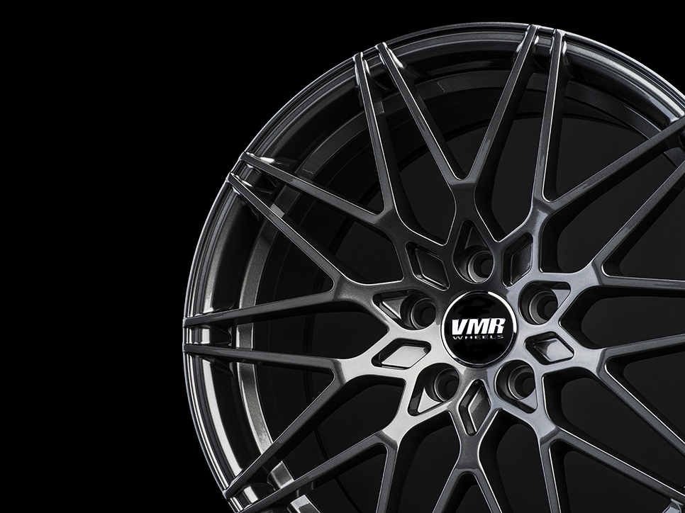 VMR V801 Wheels in Anthracite (3)