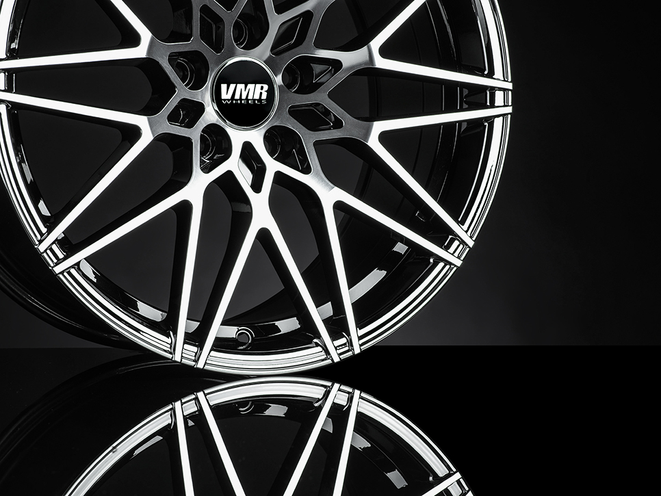 VMR V801 Wheels in Mercury Black Metallic (3)
