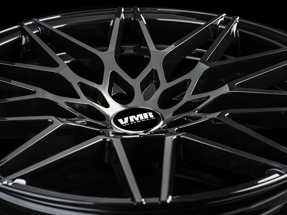 VMR V801 Wheels in Titanium Black Shadow (4)