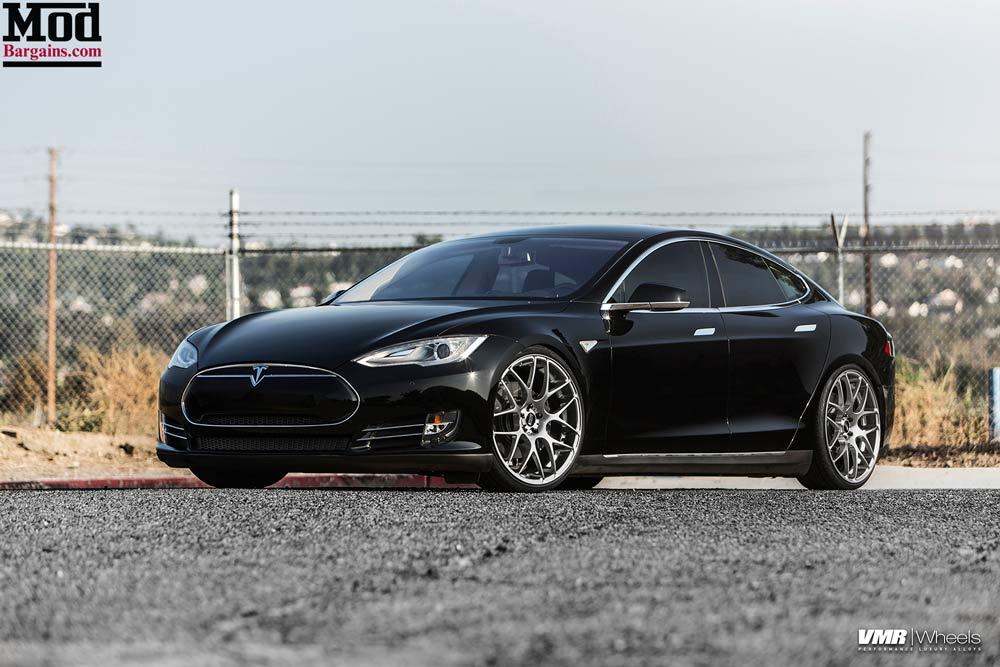 "VMR V710 Wheels - Hyper Silver - Tesla - 19""/20"" - 5x120mm"
