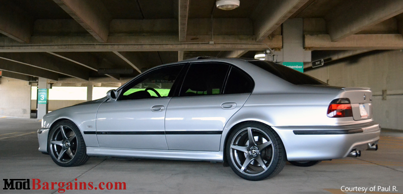 Wheel Offset Sizes Bimmerfest Bmw Forums
