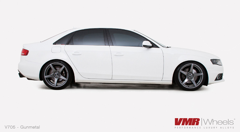 Vmr V705 Wheels For Audi A4 S4 Vw Golf Rabbit Jetta Mk5