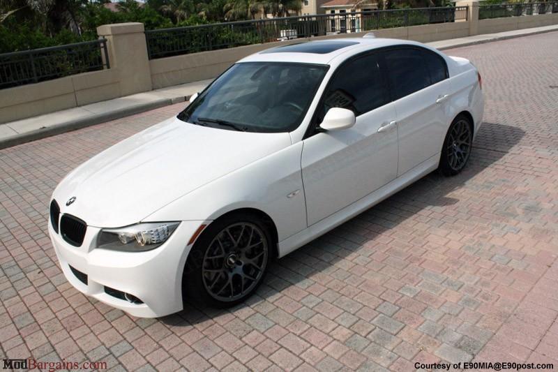 VMR V710 Wheels for BMW 5x120mm 18x8.5 18x9.5 Staggered Gunmetal on BMW E90