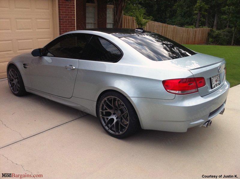BMW E92 M3 VMR V710 Gunmetal