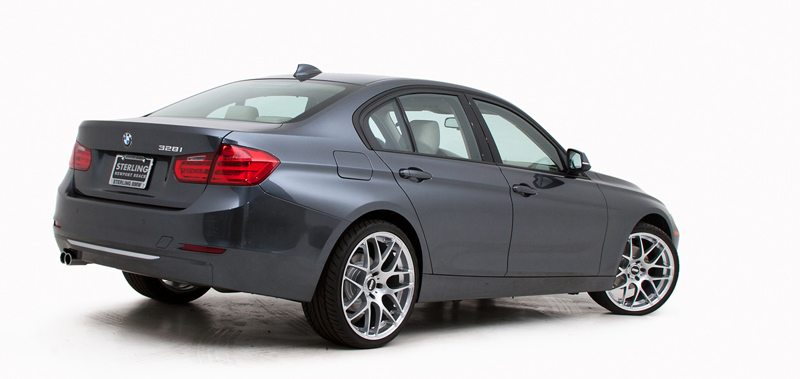 VMR Hyper Silver Wheels BMW F30