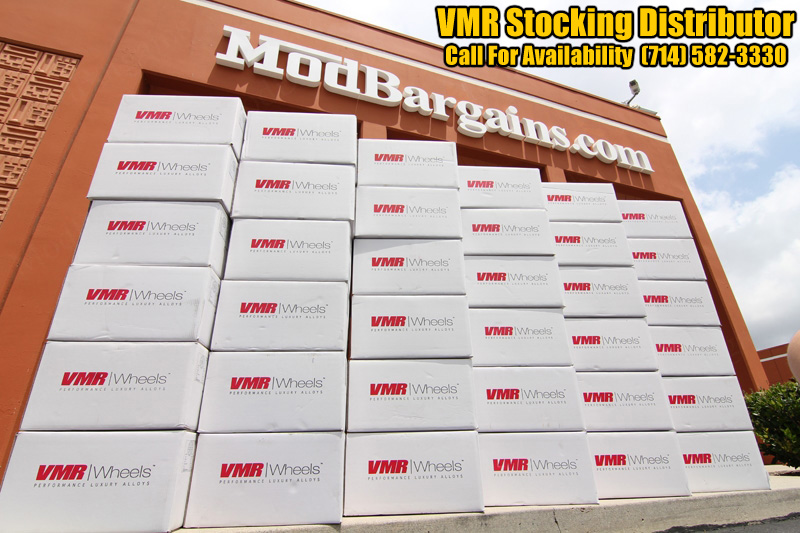 VMR Wheels V701 Advan RS Style stocked at ModBargains.com