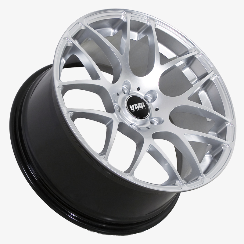 VMR Wheels V701 18inch Non-Staggered Angle View
