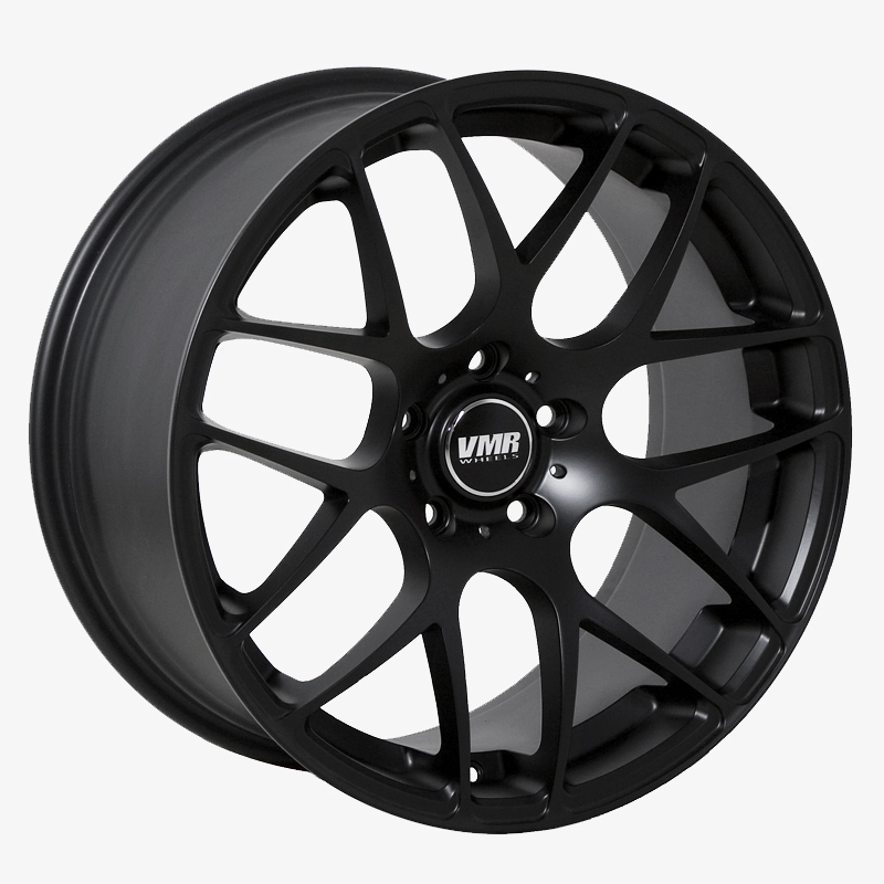 VMR Wheels V710 18inch Matte Black Non Staggered