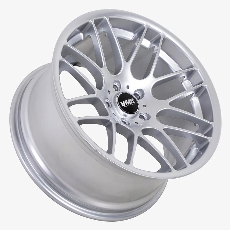"VMR Wheels VB3 CSL Replica 19"" Silver"