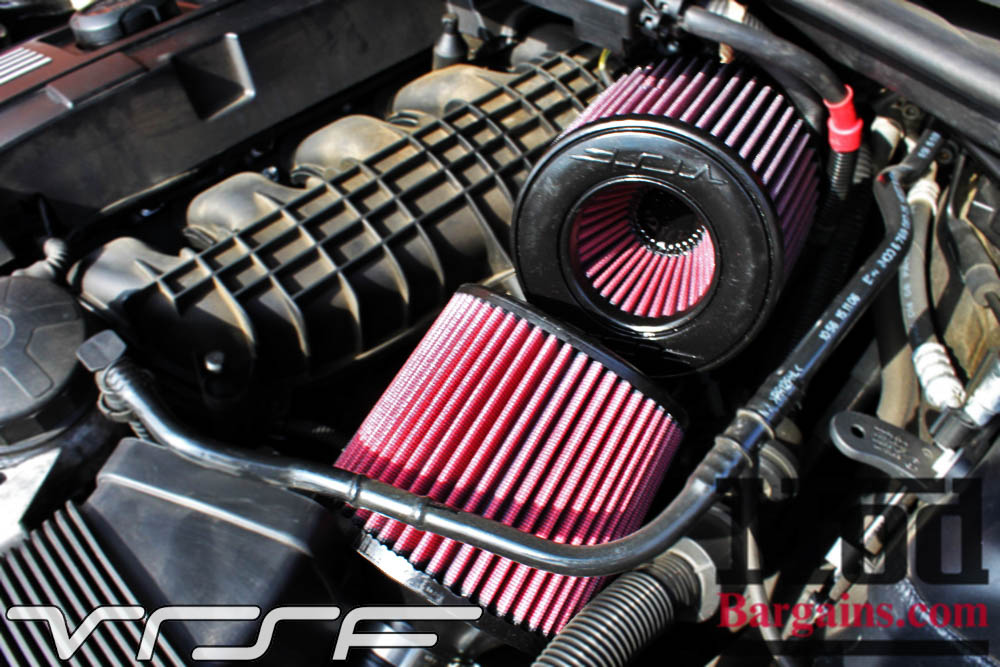 Vrsf Dual Cone Air Intake For Bmw 135i 335i Is Z4 35i