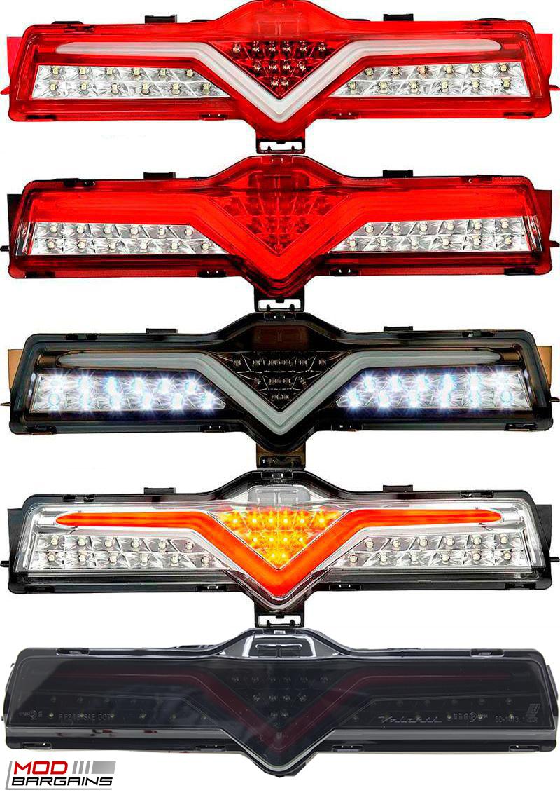 Valenti 3rd Brake Lights