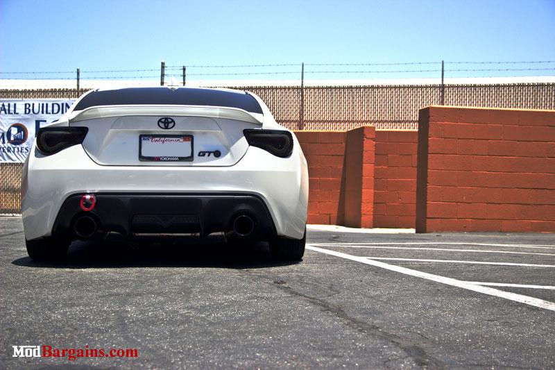 Valenti LED Rear Bumper Light for 2012-14 Scion FR-S/Subaru BRZ [ZN6/ZC6] Installed