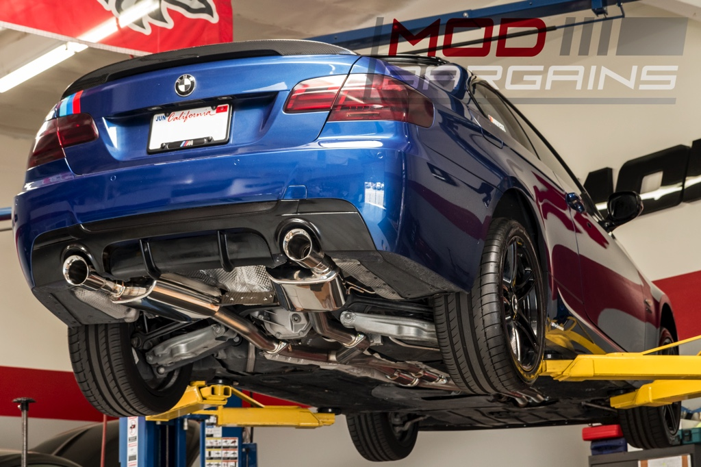 Vanguard Exhaust For E90 E92 E93 2007-2013 335i BMW