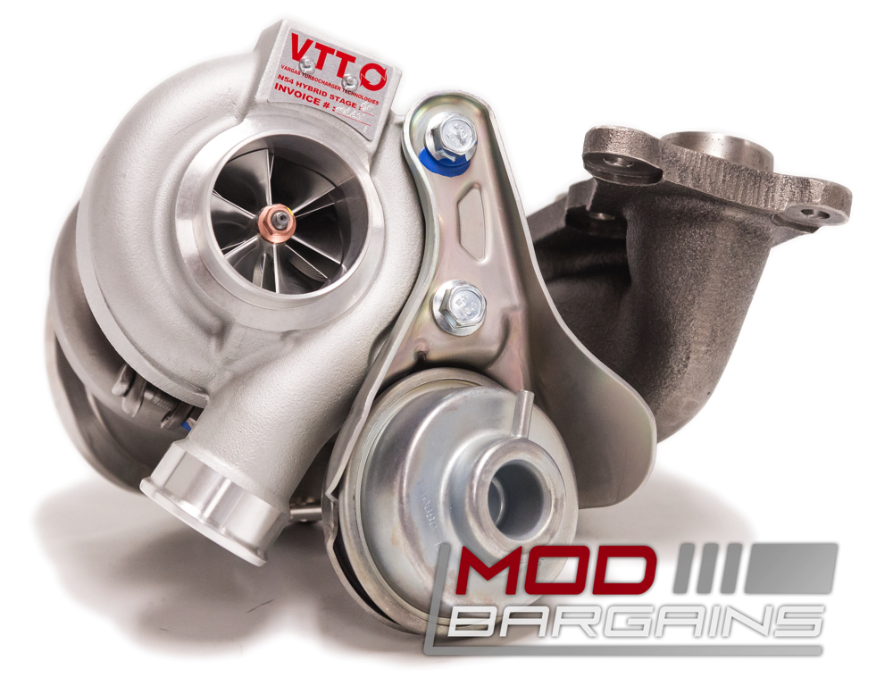 VTT GC Vargas Turbos Intake Side Billet Compressor Turbine