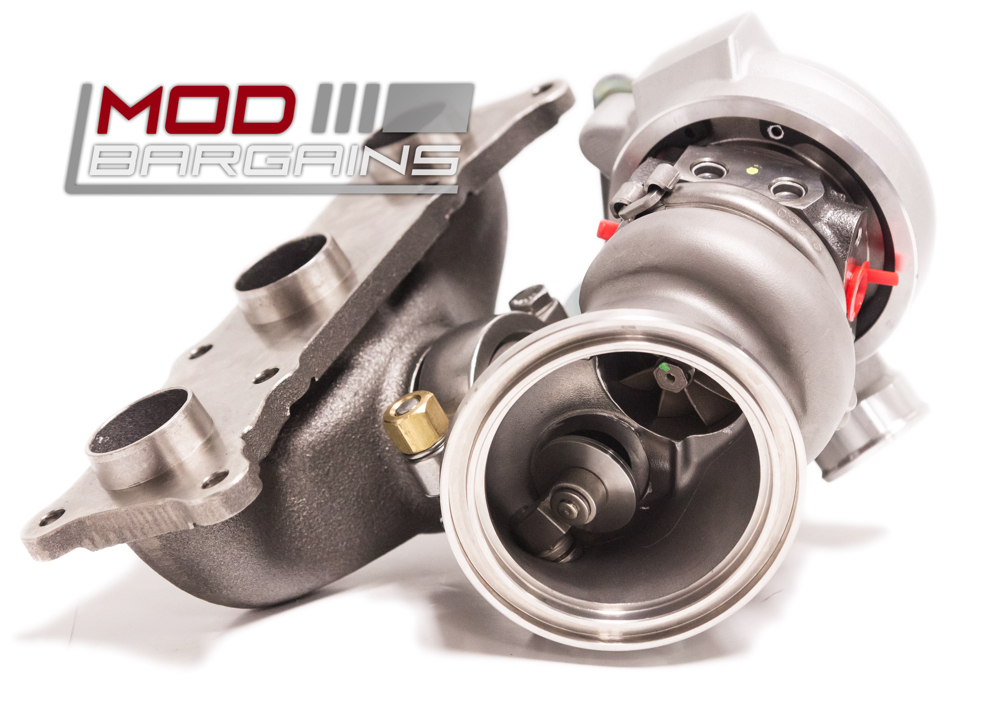 GC Turbos from Vargas for N54 BMW engines