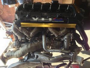 Vargas Turbo Stage 3 VTT VTR Turbo Upgrade for BMW N54