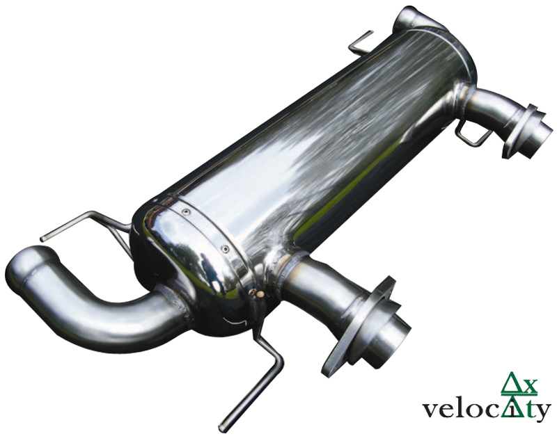 Aston Martin DB9 DBS Performance Exhaust