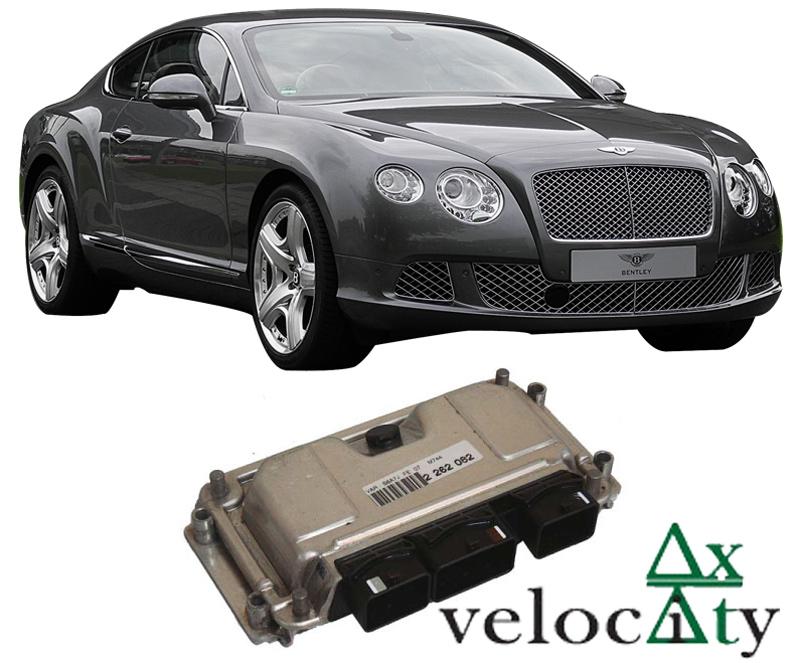 Velocity AP Bentley Continental GT ECU Flash Tuner
