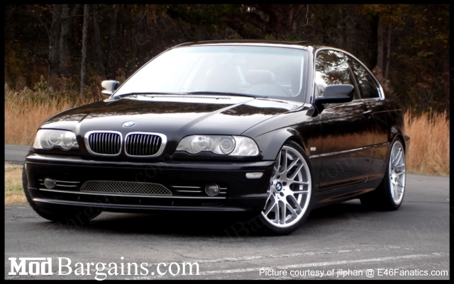 Pic Request Modded Black E46 Coupes