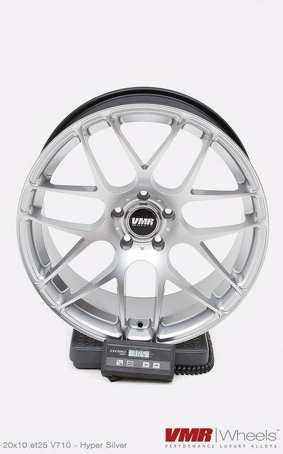 VMR V710 Et25 Hyper Silver