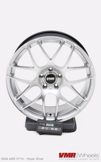 VMR V710 Et35 Hyper Silver