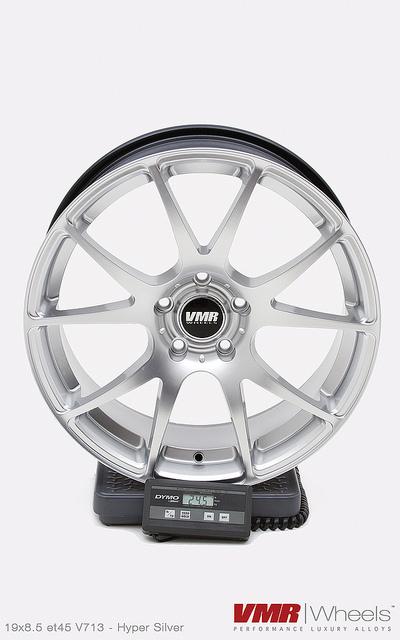 VMR V713 et45 Hyper Silver