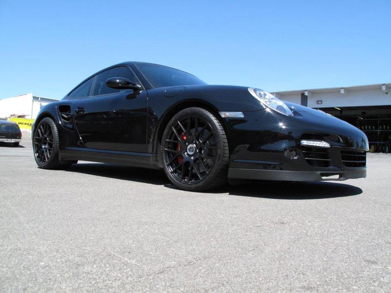 Victor Equipment Innsbruck Wheels (Black Porsche 911)