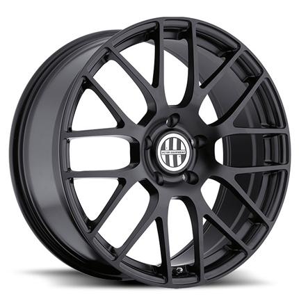 Victor Equipment Innsbruck Wheels (Matte Black)