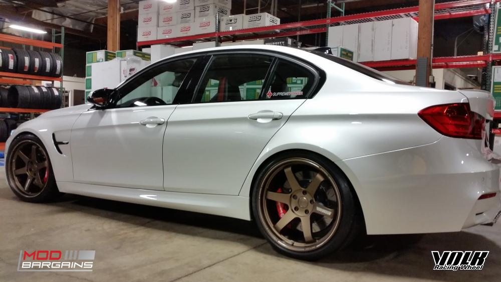 Volk Te37 Ultra Wheels For Bmw