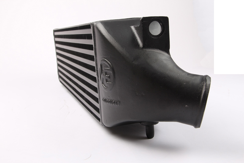 tt rs evo intercooler detail