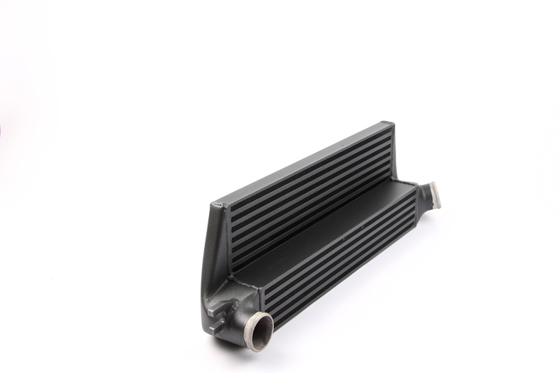wagner tuning intercooler for 2007-10 Mini Cooper S rear 3-4 view