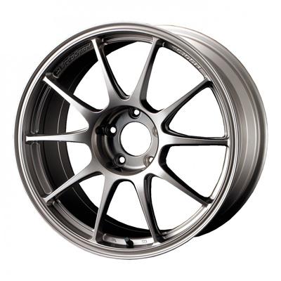 WedsSport TC105N Wheel Titanium Silver