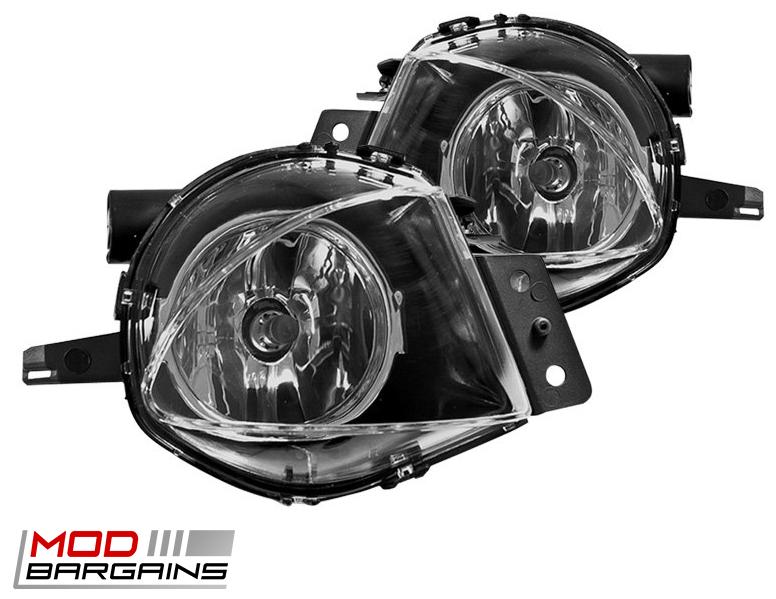 Winjet OEM Fog Lights for 2006-2008 BMW 3-Series E90 - WJ30-0163-09-1470