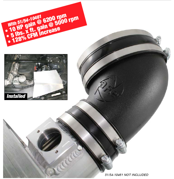 2000 Bmw M3: Intake Elbow Upgrade Kit For 1999-2006 BMW M3 [E46] By AFe