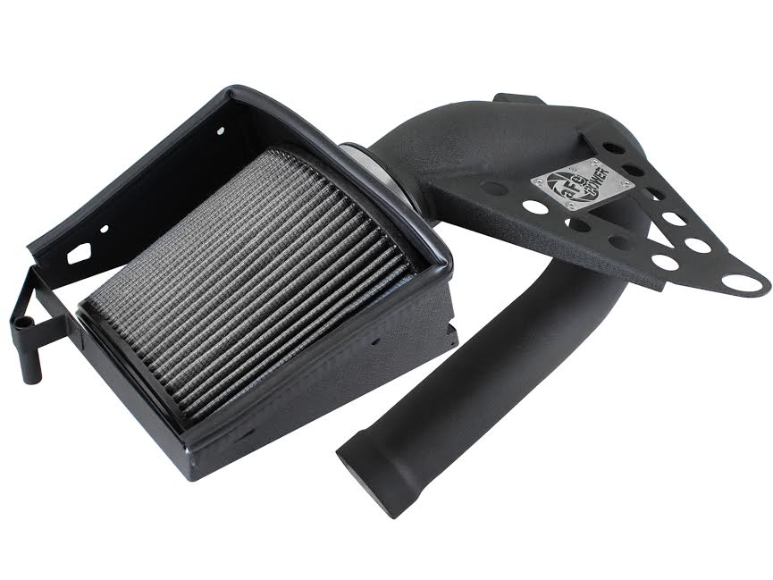 AFE Magnum FORCE Stage 2 Pro Dry S Intake System for BMW 328i F30 N20