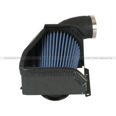 aFe Magnum Force Pro 5R Stage 2 Intake System for Mini Cooper S 1.6L Turbo Air Box View