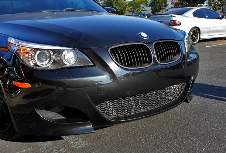 Our Matte Black Or Carbon Fiber Kidney Grilles For The E60 5 Series And M5 Are Perfect Addition To Your BMW Especially Compliment