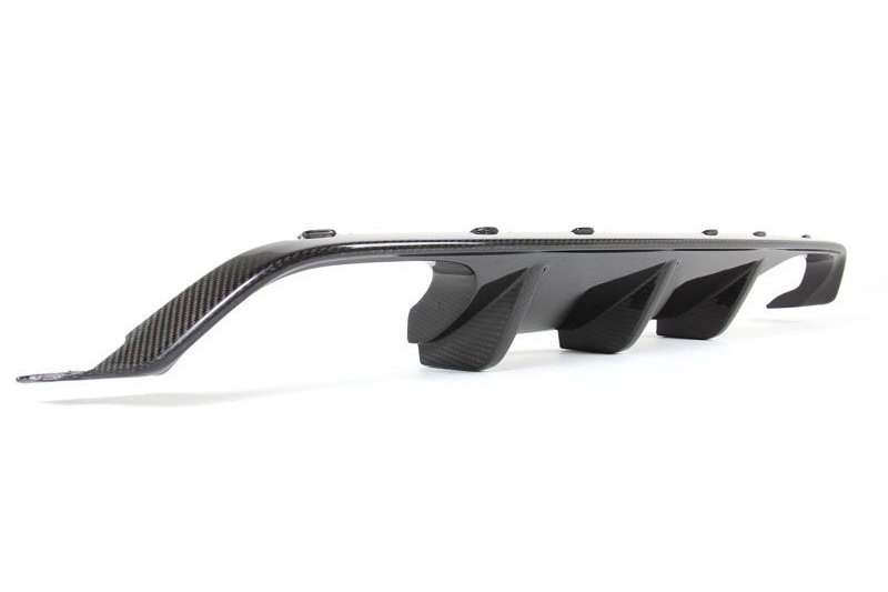 BMW M Performance Carbon Fiber Rear Diffuser Splitter Bumper Garnish
