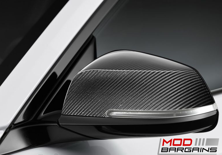 BMW M2 F87 Carbon Fiber Mirror Covers